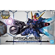 SD Gundam Cross Silhouette Sisquied [Titans Colors] (SD) (Gundam Model Kits)