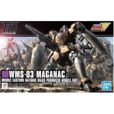 Maganac (HGAC) (Gundam Model Kits)