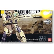 MS-05L Zaku I Sniper Type (HGUC) (Gundam Model Kits)