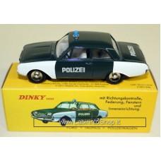 Dinky Toys Ford Taunus Polizeiwagen (Diecast Car)