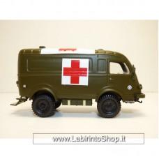 Altaya – Renault 1000Kg Goelette R2087 Ambulance militaire 1/43