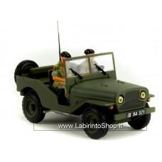 Altaya – Delahaye Jeep VLRD 1949 1/43