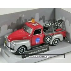 Cararama 1:43 Chevrolet 3100 Pick up (red/ silver)