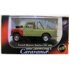 Cararama/Oxford Land Rover Series 3 109 Pick-Up Die Cast Model 1:72