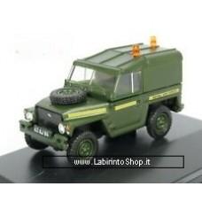 Oxford Gauge 1:76 OO Gauge Oxford Diecast 76LRL005 Land Rover Lightweight RAF