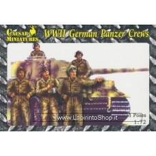 Caesar WWII German Panzer Crews
