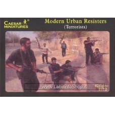 Caesar Modern Urban Resisters Terrorists