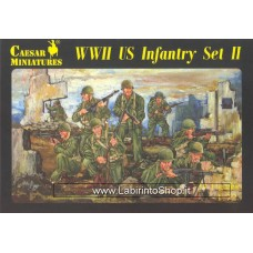 Caesar WWII US Infantry Set 2