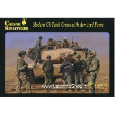 Caesar Modern US Army Tank Crews and Armored Force