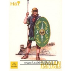 HAT 8065  Imperial Roman Auxiliary Infantry 1/72