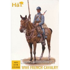HAT 8273 WWI French Cavalry 1/72