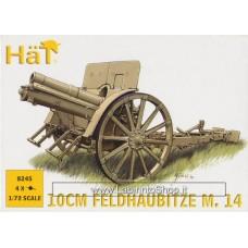 HAT 8245 10cm Feldhaubitze M.14 1/72