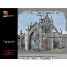 Pegasus Hobby Gothic City Building Small Set 2 28mm