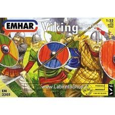 Emhar EM 3205 - 1/32 - Viking Warriors