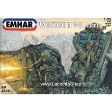 Emhar EM 3503 - 1/35 - WWI German Infantry
