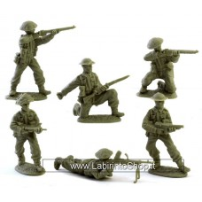Weston Toy Co. - D-day - British Troops
