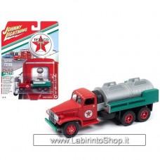 Johnny Lighting - Gmc CCKW 2 1/2 ton 6x6 Tanker Texaco (Diecast Car)
