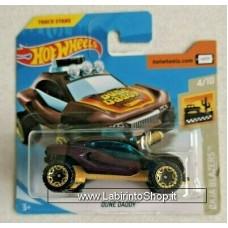 Hot Wheels -  Baja Blazers - Dune Daddy (Diecast Car)