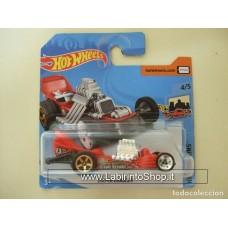 Hot Wheels - HW Ride-Ons - Diaper Dragger (Diecast Car)