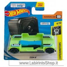 Hot Wheels - Experimotors - Zoom in (Diecast Car)