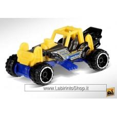 Hot Wheels - Baja Blazers - Mountain Mauler (Diecast Car)
