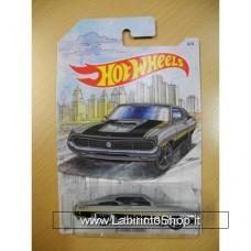 Hot Wheels - Detroit Muscle - 70 Ford Torino (Diecast Car)