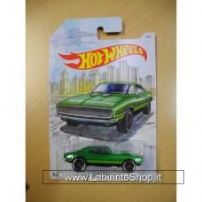 Hot Wheels - Detroit Muscle - 67 Camaro (Diecast Car)
