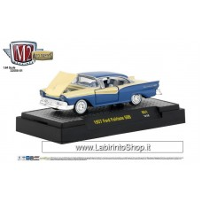 M2 - Auto-thentics - 1957 Ford Fairlane 500 (Diecast Car)
