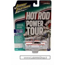 Johnny Lighting - Hot Rod Power Tour - Muscle Cars USA - 1978 Ford Mustang Cobra II (Diecast Car)