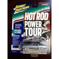 Johnny Lighting - Hot Rod Power Tour - Muscle Cars USA - 1970 Chevy Monte Carlo (Diecast Car)