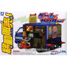 Aoshima 1/24 Game Center (Plastic model)