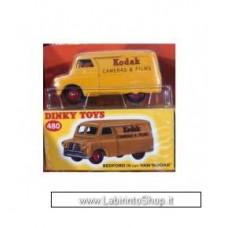 Dinky Toys Bedford 10 cwt Van Kodak 25mm (Diecast Car)