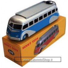 Dinky Toys Autocar Isobloc Type 3, blue 25mm (Diecast Car)