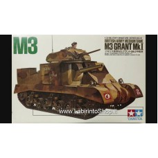 Tamiya 35041 British M3 Grant - Scale 1:35
