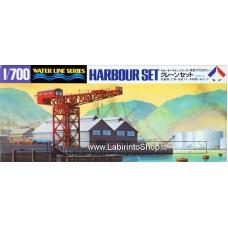 Tamiya Harbour Set 1/700