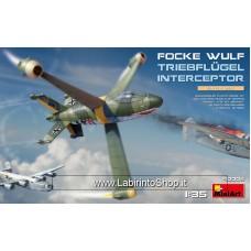 Miniart 40002 - German Focke-wulf Triebflugel Interceptor 1/35