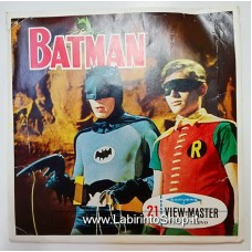 View-Master World - Slides - Batman 1966