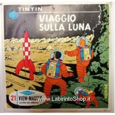 View-Master World - Slides - Tin Tin Viaggio Sulla Luna