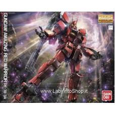 Gundam Amazing Red Warrior (MG) (Gundam Model Kits)