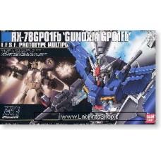 RX-78 GP01Fb Gundam GP01 Full Vernian (HGUC) (Gundam Model Kits)