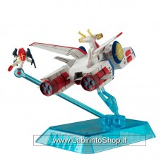 Cosmo Fleet Collection Mobile Suit Gundam E.F.S.F. Pegasus-Class Assult Landing Craft White Base