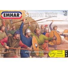Emhar EM 7206 - 1/72 - Saxon Warriors 9th - 10th Century