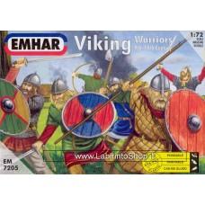 Emhar EM 7205 - 1/72 - Viking 9th - 10th Century