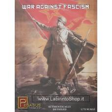 Pegasus Hobbies 1/72 WWII 7267 War Against Fascism