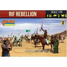 Strelets 191 Rif Rebellion 1/72