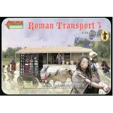 Strelets 117 Roman Transport 3 1/72