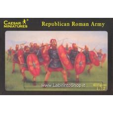 Caesar 045 Republican Roman Army 1/72