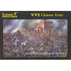 Caesar 036 WWII Chinese Army 1/72
