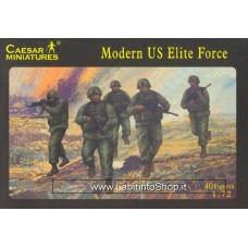 Caesar 058 Modern US Elite Force 1/72
