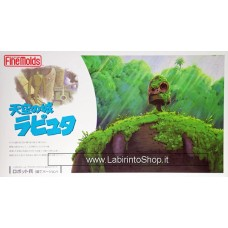 FineMolds Laputa: Castle in the sky Robot Gardener 1/20